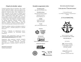 Pozvánka s návratkou na vytlačenie (PDF)