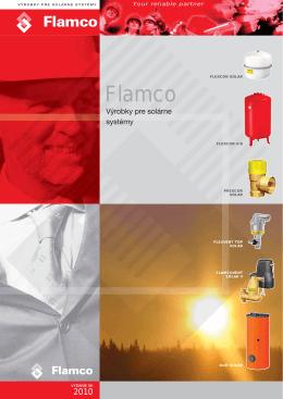 FLAMCO - solárny program