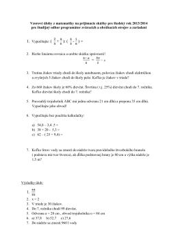 matematiky