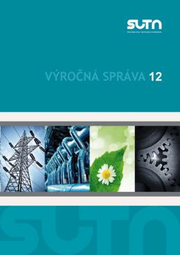 Správa - Slovenský ústav technickej normalizácie