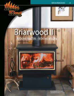 PROSPEKT BRIARWOOD II (na stiahnutie pdf)