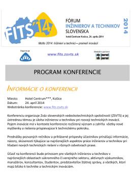 Program FITS14