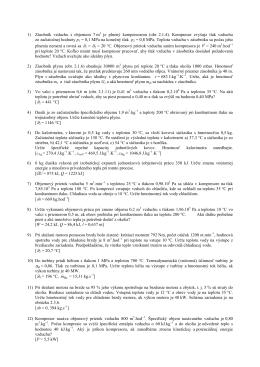 1) Zásobník vzduchu s objemom 7 m 3 je plnený kompresorom (obr