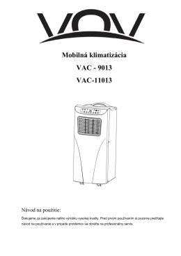 VAC-9013, VAC-11013 SK manual - dia