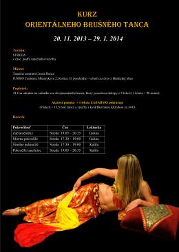 Viac info - Cassia dance