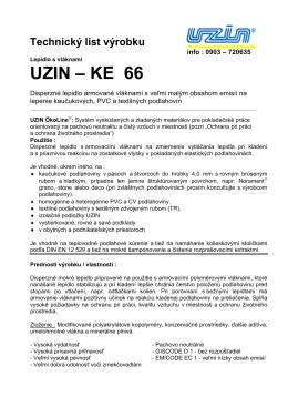 UZIN – KE 66