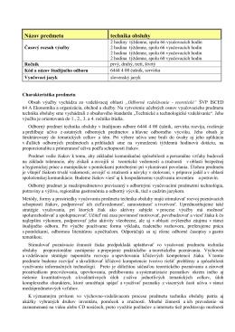 Dodatok k ŠKVP64A-oas-TEO