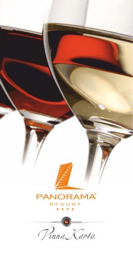 Vínna karta_pro pdf - Hotel Panorama Resort