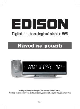 EDISON - EVA.cz