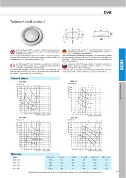 DVS .pdf - TZB produkt