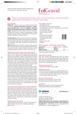 FolGravid® - Farmax.cz