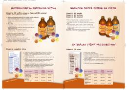Informácie pre lekárov /pdf