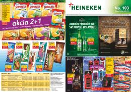 +1 - Heineken Slovensko