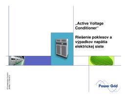Prezentácia AVC - Power