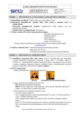 B01 (pdf, 228 kB) - Slovenský metrologický ústav