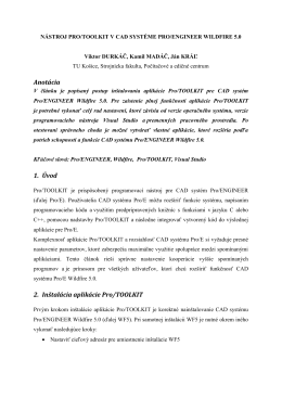 Zváracie prípravky na základe modulárnej koncepcie - it