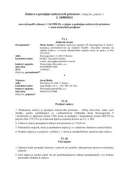 249092012 - ZŠ Starozagorská 8, Košice