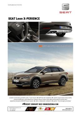 SEAT Leon X