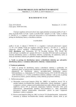 0272/2014/E (pdf) - ggedistribucia.sk