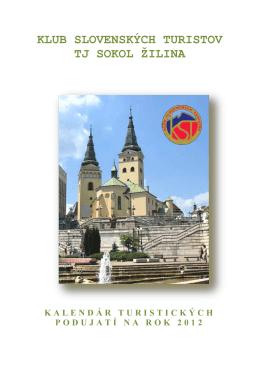 klub slovenských turistov tj sokol žilina - ESHOP
