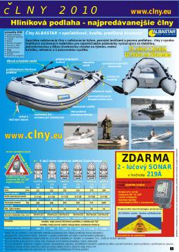 cLNY 2010 www.clny.eu - Rybárske potreby TRNAVA