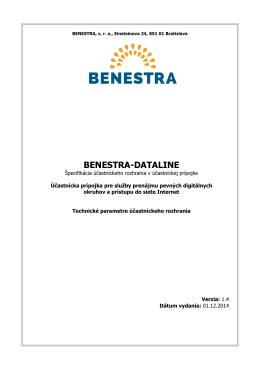 BENESTRA-DATALINE
