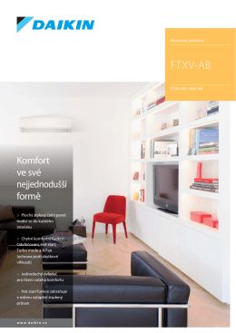 FTXV-AB - webklima.sk