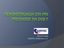 STA a rozvod DVB-T