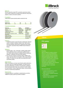 TN545 PVC páska