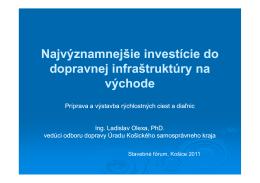 Ladislav Olexa - Stavebné fórum.sk