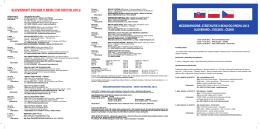 SLOVENSKÝ POHÁR V BEHU DO VRCHU 2012