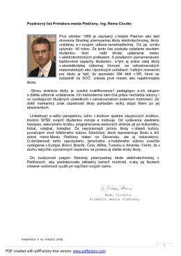 Primátor mesta Piešťany (37,0kB, pdf)
