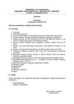 35 uznesenie OZ z 10 02 2014