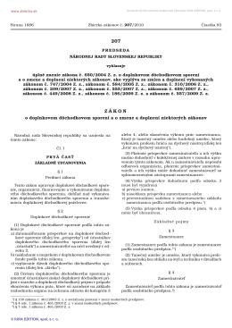 Zákon č. 650/2004 Z.z. o doplnkovom dôchodkovom