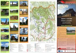 Mapa – Skladačka, variant č.1