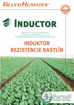 INDUKTOR REZISTENCIE RASTLÍN - PARTNER