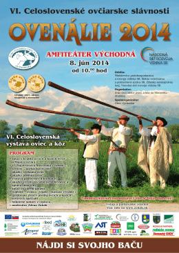 Program - Ministerstvo pôdohospodárstva a rozvoja vidieka SR