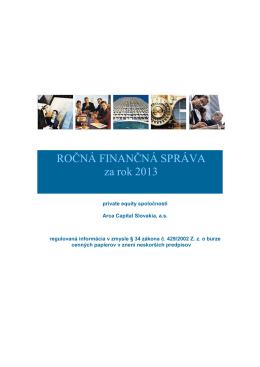 01 ACS RocnaFinancnaSprava 2013