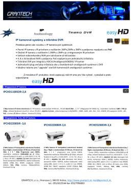 Newsletter IP easyHD