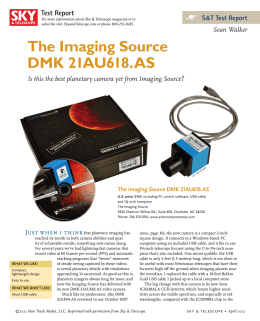The Imaging Source DMK 21AU618.AS