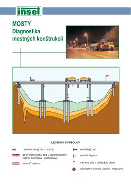 Diagnostika mostných konštrukcií