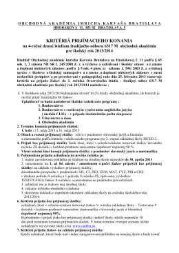obchodn á akad é miaimrichakarva š abratislava, hrobákova 11, 851