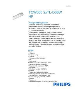 TCW060 2xTL