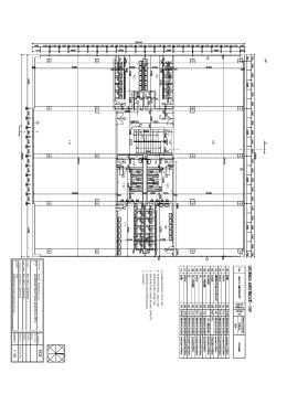 Administratívna budova - podorys I.N.P