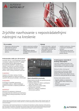 PDF leták - CAD Studio