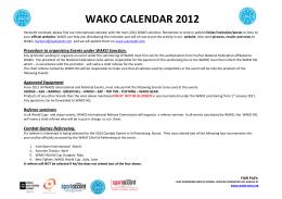 WAKO Calendar 2012.pdf