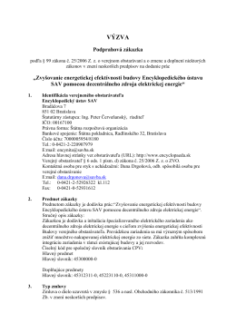 Dokument v PDF - Encyklopedický ústav SAV