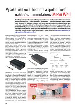 Časopis Technika 9-10/2013