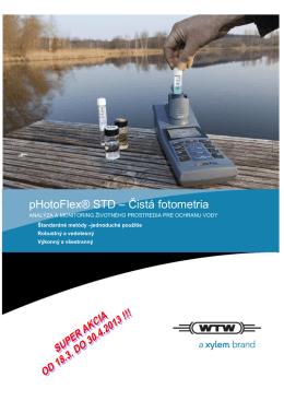 pHotoFlex® STD – Čistá fotometria