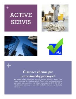 ACTIVE SERVIS